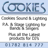 Cookies Sound and Lighting